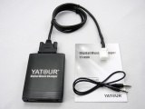 USB адаптер YATOUR-M06 TOYOTA/LEXUS 6+6 + iPod/iPhone